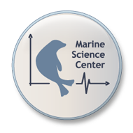 Logo des Marine Science Center